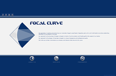 Version 1 of Focal Curve, March 2002